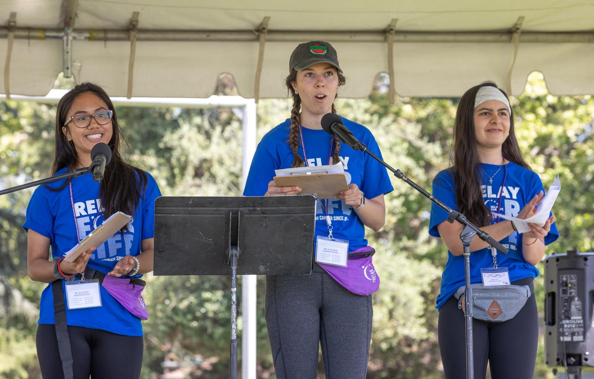 Relay For Life closing ceremony remarks