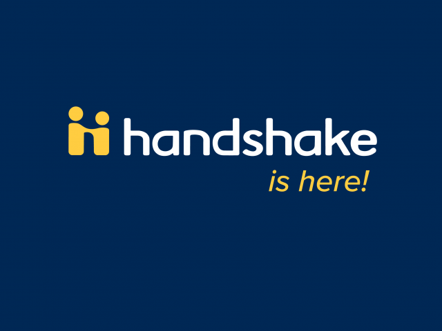 Handshake is Here