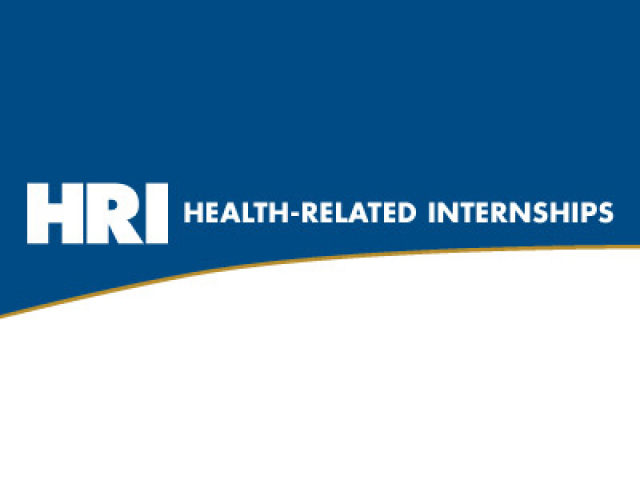 HRI - Health Related Internships