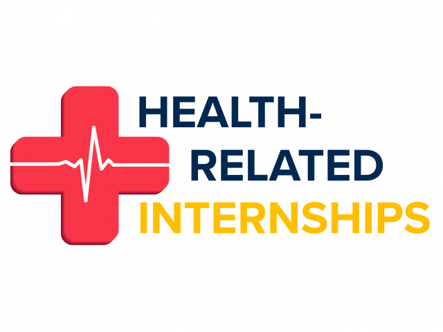 Health Related Internships